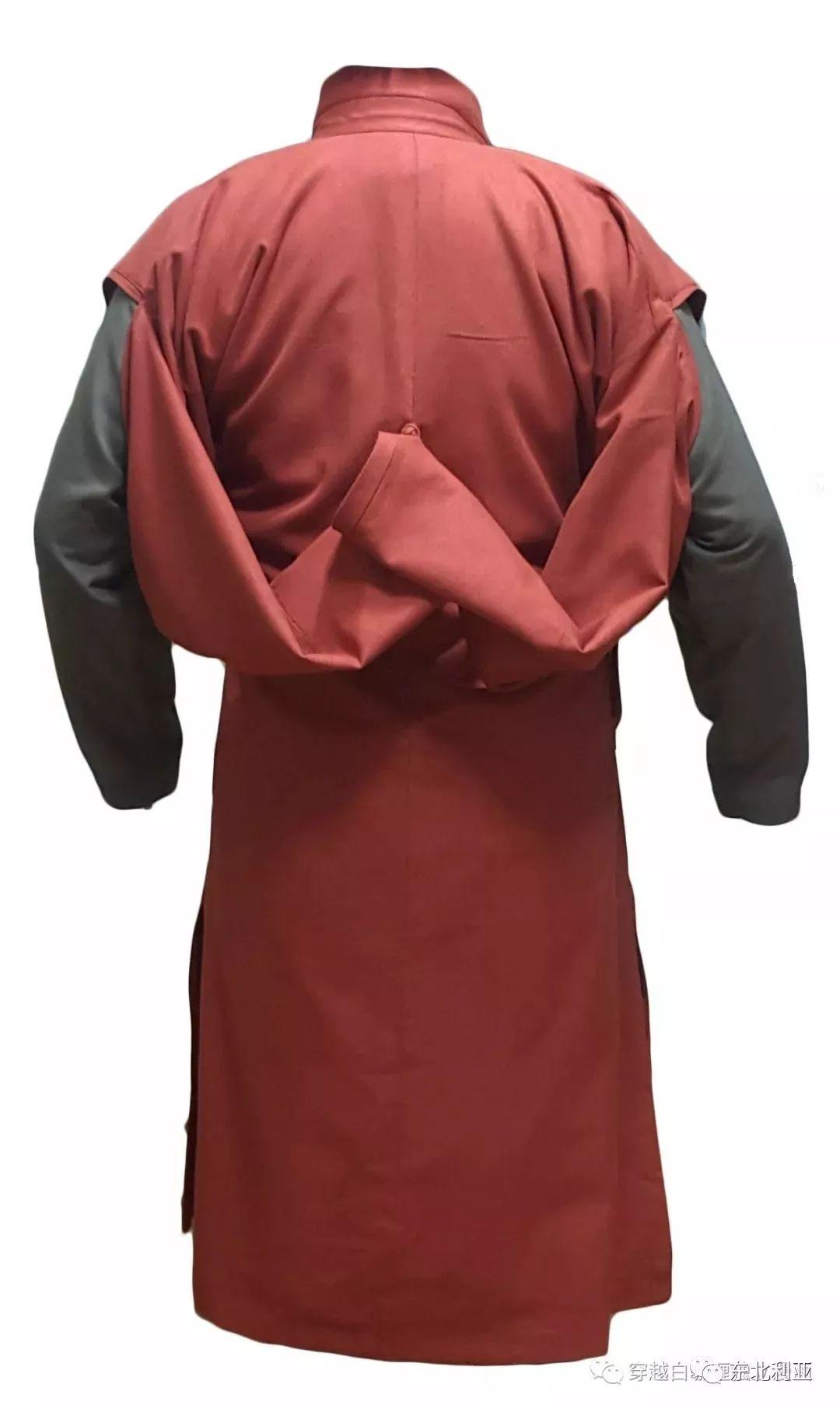 图集丨元代蒙古袍、画作及其复原品 第31张