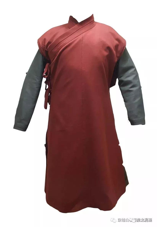 图集丨元代蒙古袍、画作及其复原品 第30张