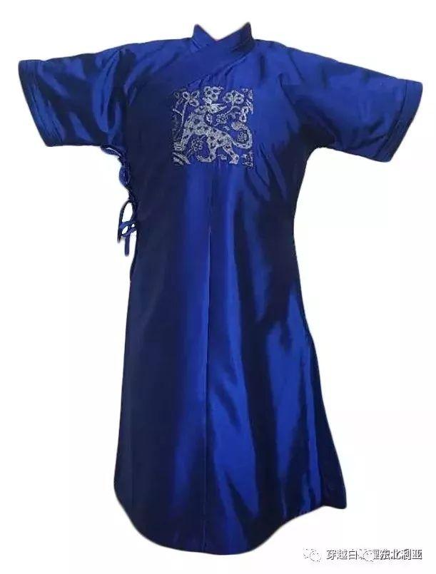 图集丨元代蒙古袍、画作及其复原品 第36张