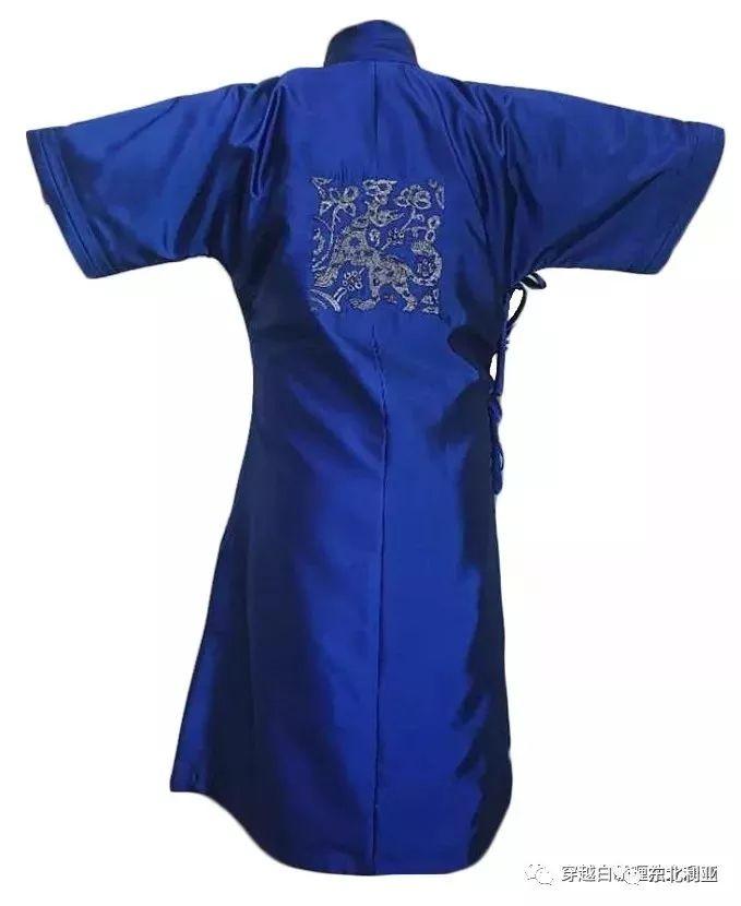 图集丨元代蒙古袍、画作及其复原品 第37张