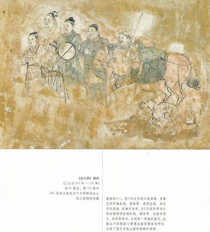 图集丨大辽契丹文物图④ 第15张 图集丨大辽契丹文物图④ 蒙古工艺