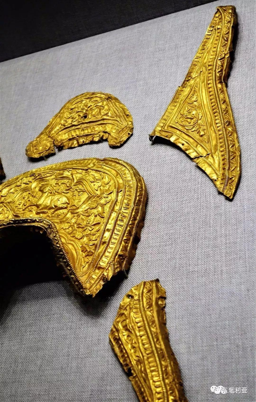 图集丨辽元时期的豪华马鞍与装饰 第1张 图集丨辽元时期的豪华马鞍与装饰 蒙古工艺