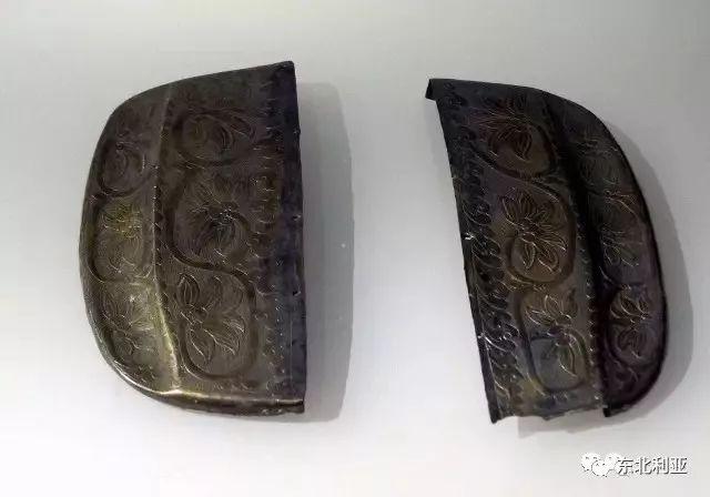 图集丨辽元时期的豪华马鞍与装饰 第3张 图集丨辽元时期的豪华马鞍与装饰 蒙古工艺