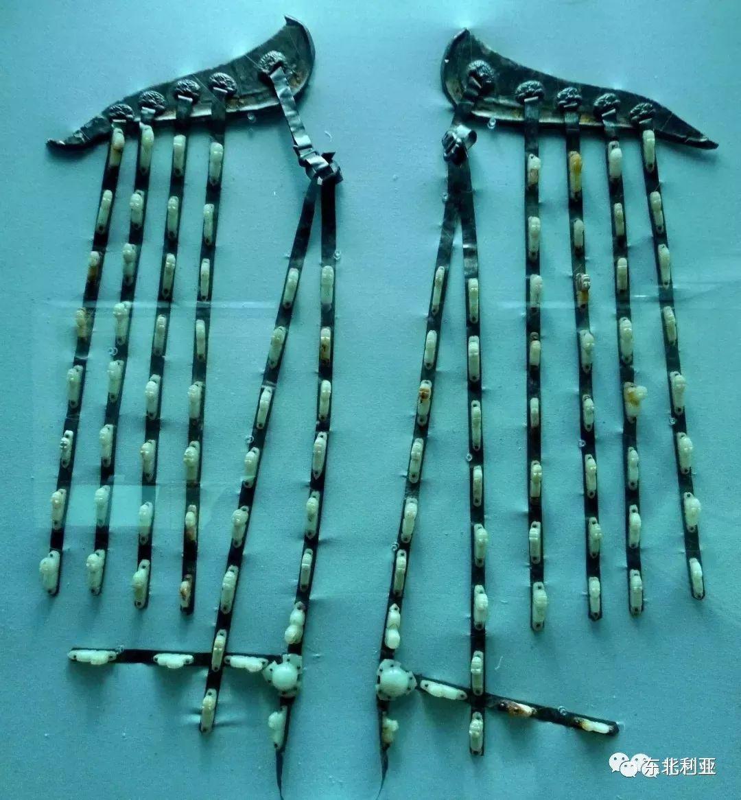 图集丨辽元时期的豪华马鞍与装饰 第11张 图集丨辽元时期的豪华马鞍与装饰 蒙古工艺