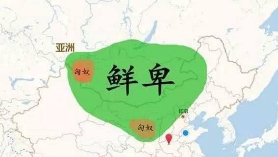 朱泓:人种学上的匈奴、鲜卑与契丹 第8张 朱泓:人种学上的匈奴、鲜卑与契丹 蒙古文化