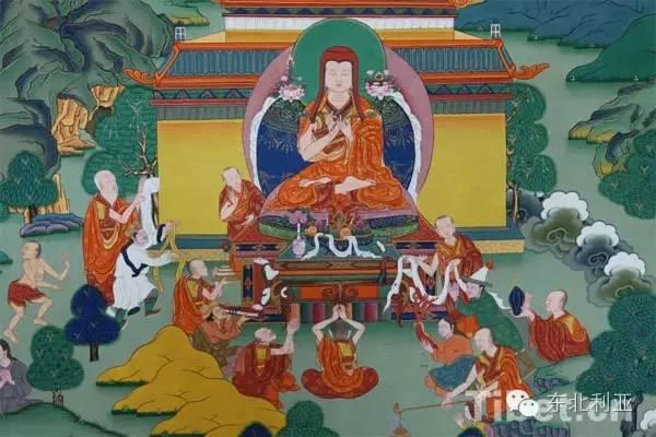 蒙古丨蒙古族与佛教 第2张 蒙古丨蒙古族与佛教 蒙古文化