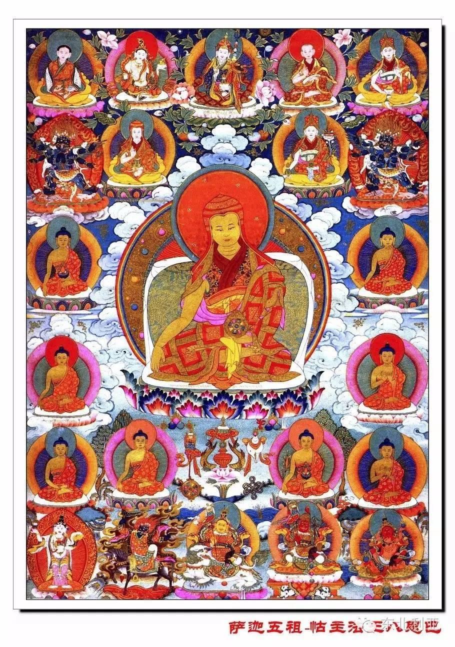 蒙古丨蒙古族与佛教 第4张 蒙古丨蒙古族与佛教 蒙古文化