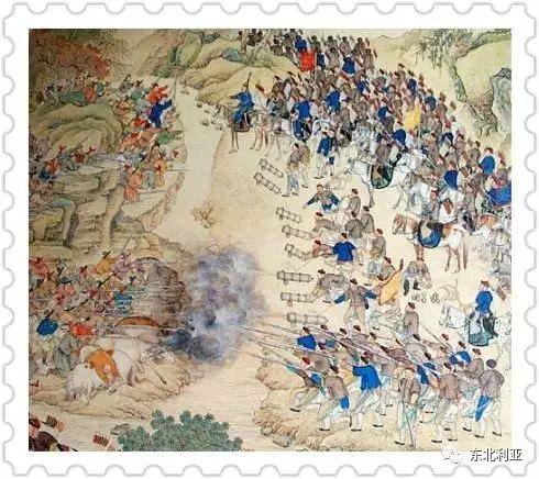 林中百姓,卫拉特蒙古人 第3张 林中百姓,卫拉特蒙古人 蒙古文化