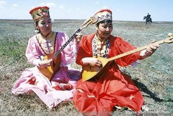 林中百姓,卫拉特蒙古人 第5张 林中百姓,卫拉特蒙古人 蒙古文化