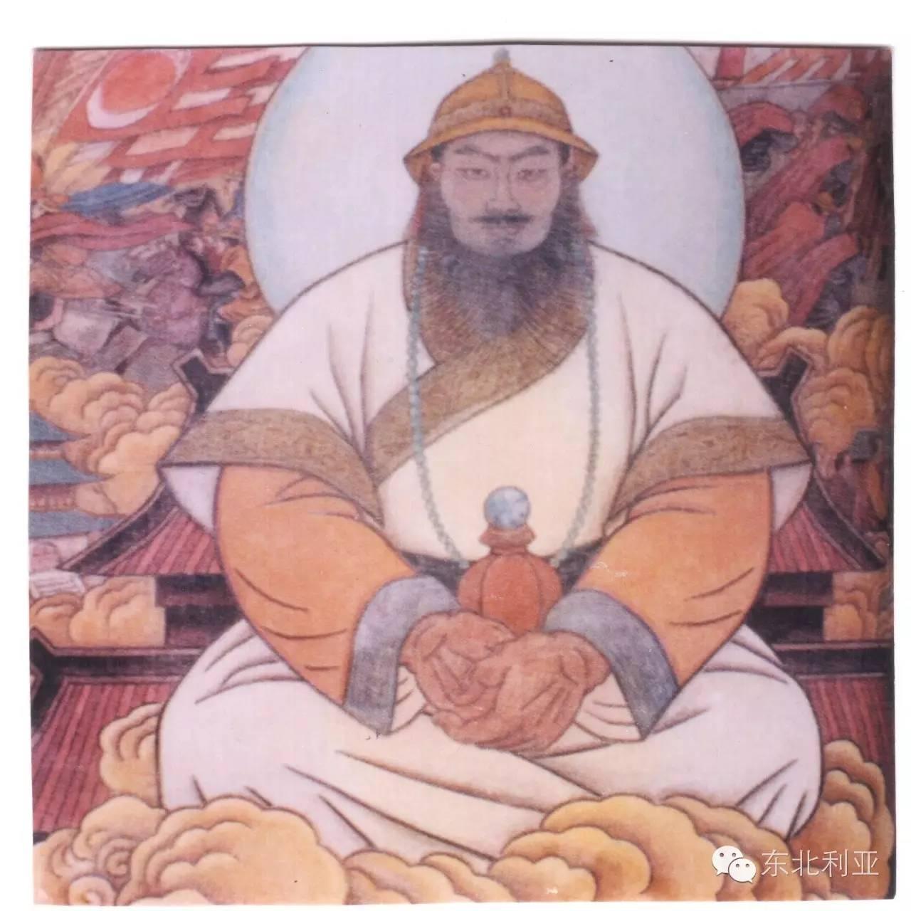 辽宁丨消失的东土默特右旗 第2张 辽宁丨消失的东土默特右旗 蒙古文化