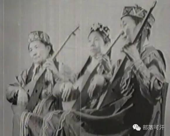 俄罗斯卡尔梅克蒙古怀旧照片 第9张