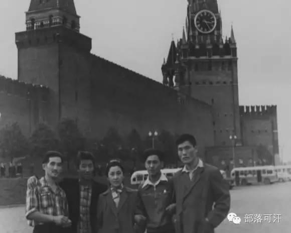 俄罗斯卡尔梅克蒙古怀旧照片 第50张