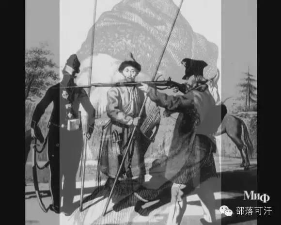 俄罗斯卡尔梅克蒙古怀旧照片 第65张