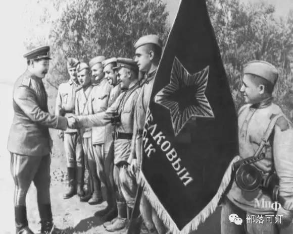 俄罗斯卡尔梅克蒙古怀旧照片 第79张