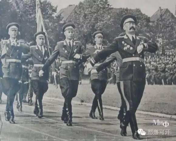 俄罗斯卡尔梅克蒙古怀旧照片 第80张
