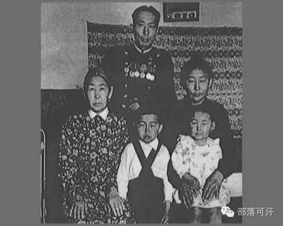 俄罗斯卡尔梅克蒙古怀旧照片 第87张