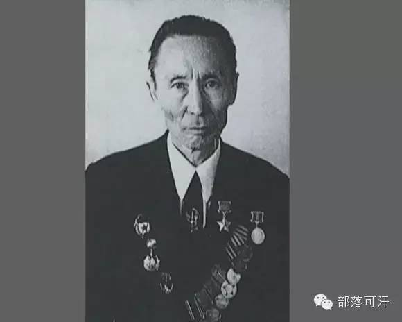 俄罗斯卡尔梅克蒙古怀旧照片 第89张