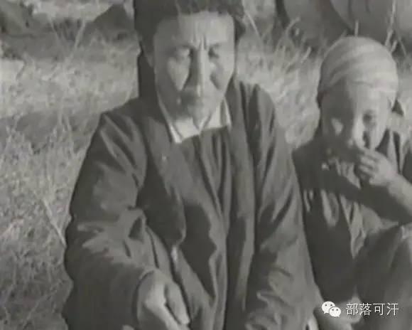 俄罗斯卡尔梅克蒙古怀旧照片 第100张