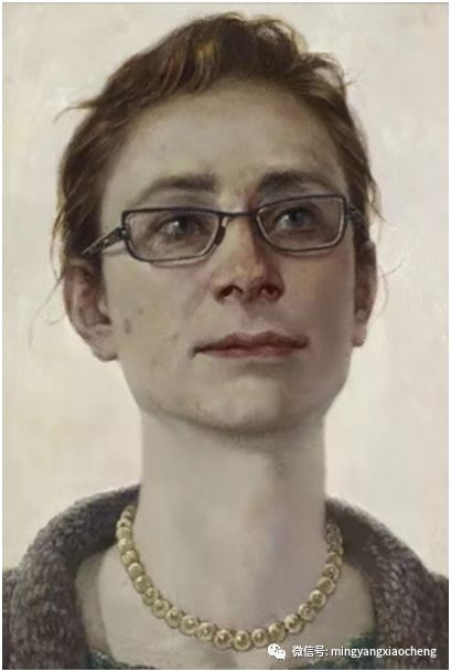 十年---那顺孟和肖像作品展 第7张