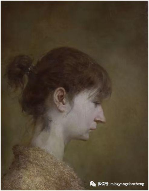十年---那顺孟和肖像作品展 第3张