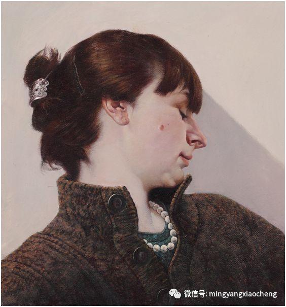 十年---那顺孟和肖像作品展 第10张