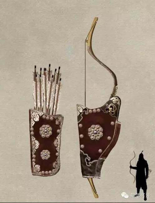 【蒙古战刀】设计师还原古代蒙古战刀兵器图集 第15张 【蒙古战刀】设计师还原古代蒙古战刀兵器图集 蒙古工艺