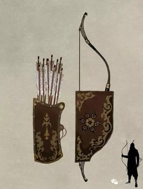 【蒙古战刀】设计师还原古代蒙古战刀兵器图集 第14张 【蒙古战刀】设计师还原古代蒙古战刀兵器图集 蒙古工艺