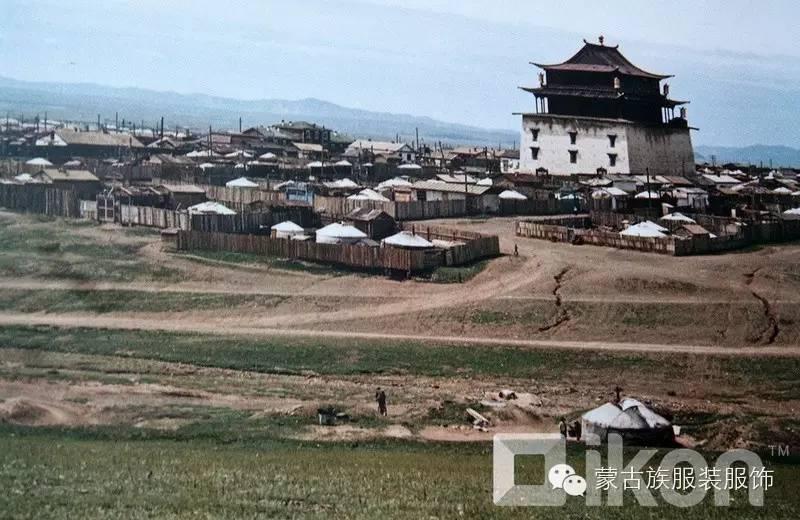 1957-1963年 蒙古国印象照片资料 第7张