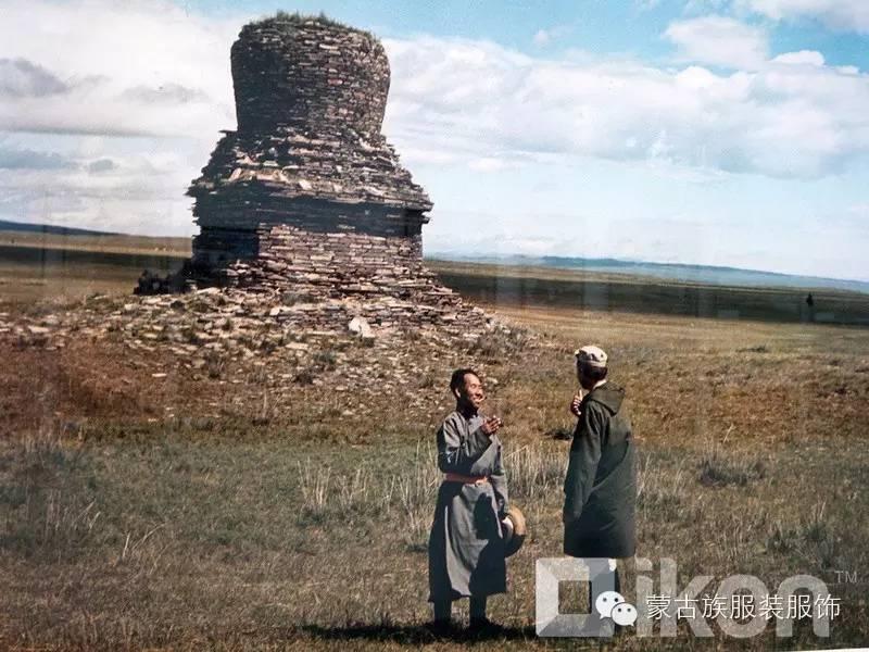 1957-1963年 蒙古国印象照片资料 第5张