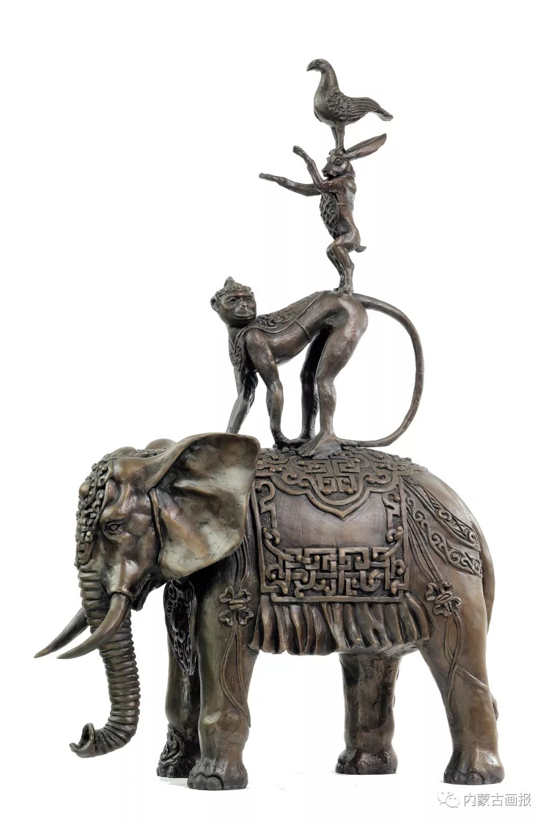 蒙古族雕塑艺术家铁木老师作品欣赏 ... 第6张 蒙古族雕塑艺术家铁木老师作品欣赏 ... 蒙古画廊