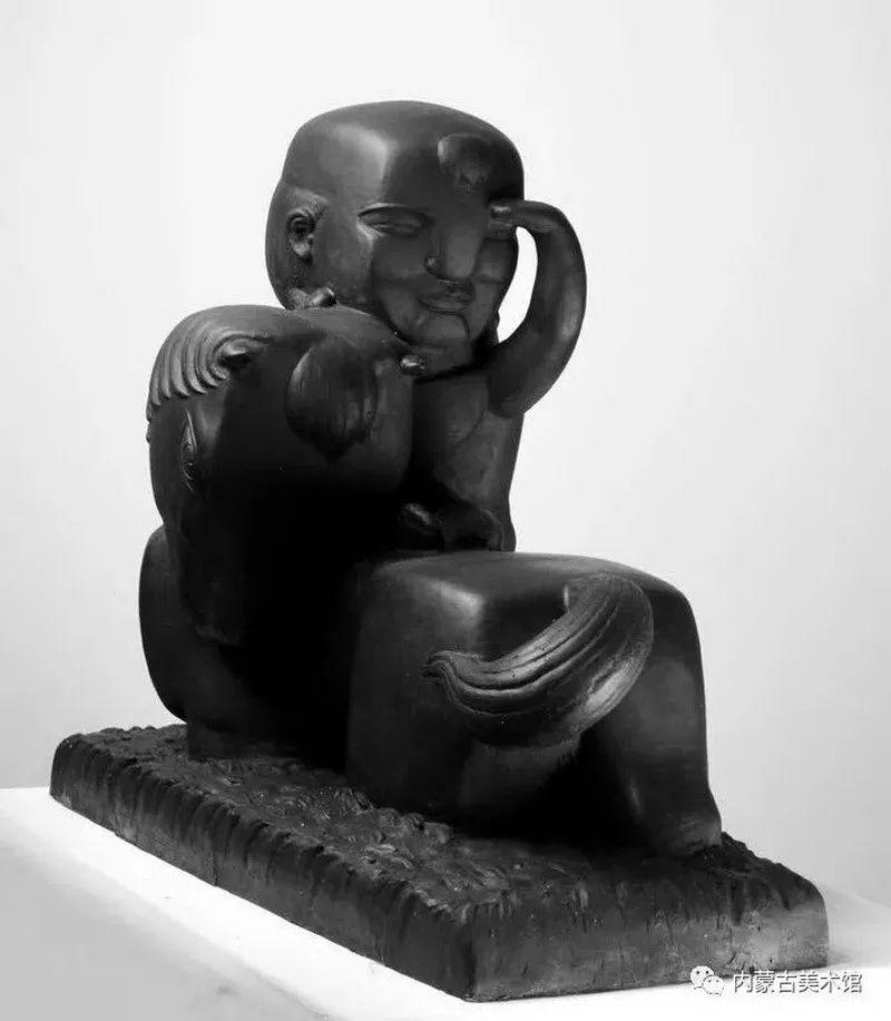 情缘草原 相由心生 ——萨其日拉图雕塑作品展在内蒙古美术馆举办 第20张 情缘草原 相由心生 ——萨其日拉图雕塑作品展在内蒙古美术馆举办 蒙古画廊