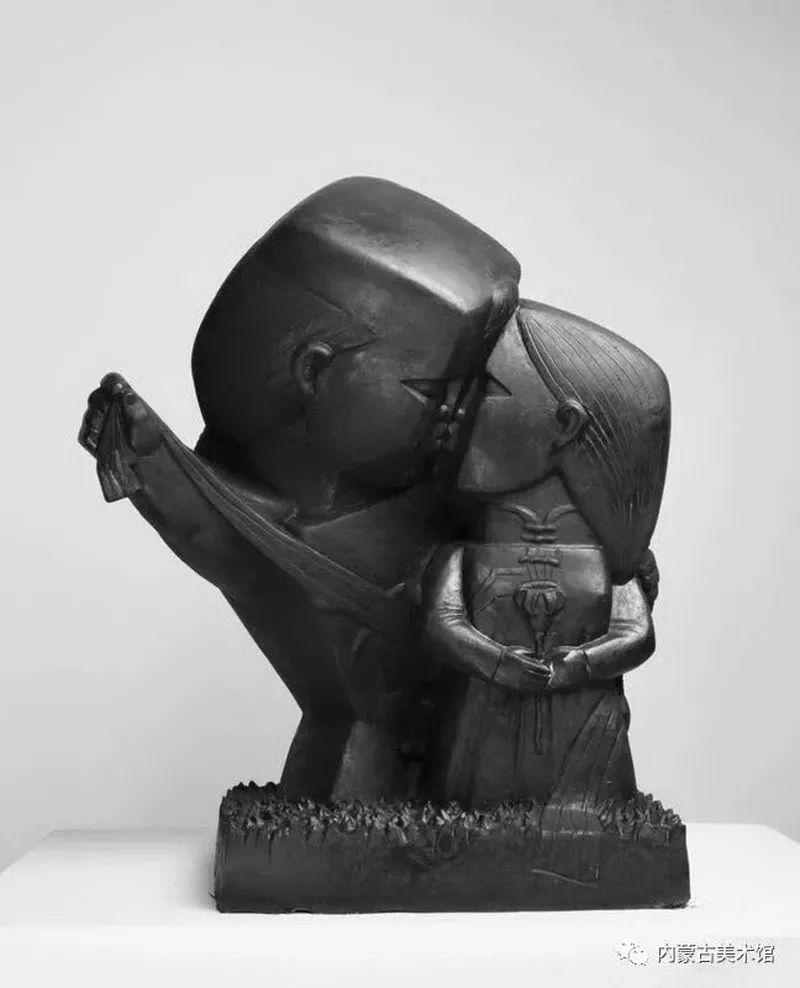 情缘草原 相由心生 ——萨其日拉图雕塑作品展在内蒙古美术馆举办 第30张 情缘草原 相由心生 ——萨其日拉图雕塑作品展在内蒙古美术馆举办 蒙古画廊