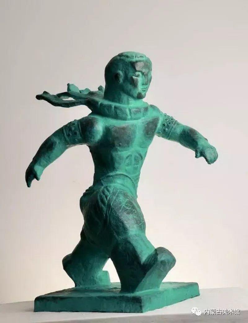 情缘草原 相由心生 ——萨其日拉图雕塑作品展在内蒙古美术馆举办 第38张 情缘草原 相由心生 ——萨其日拉图雕塑作品展在内蒙古美术馆举办 蒙古画廊