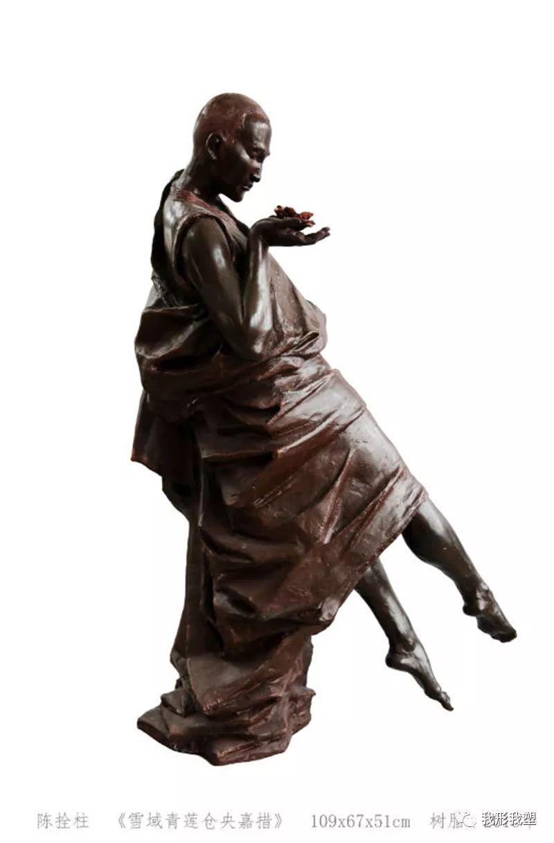 【雕坛新秀】陈栓柱:蒙古高原上的雕塑赞歌 第18张 【雕坛新秀】陈栓柱:蒙古高原上的雕塑赞歌 蒙古画廊