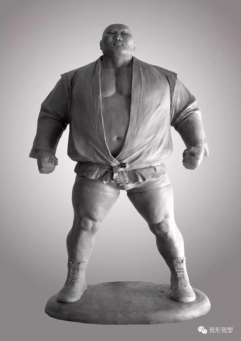 【雕坛新秀】陈栓柱:蒙古高原上的雕塑赞歌 第24张 【雕坛新秀】陈栓柱:蒙古高原上的雕塑赞歌 蒙古画廊