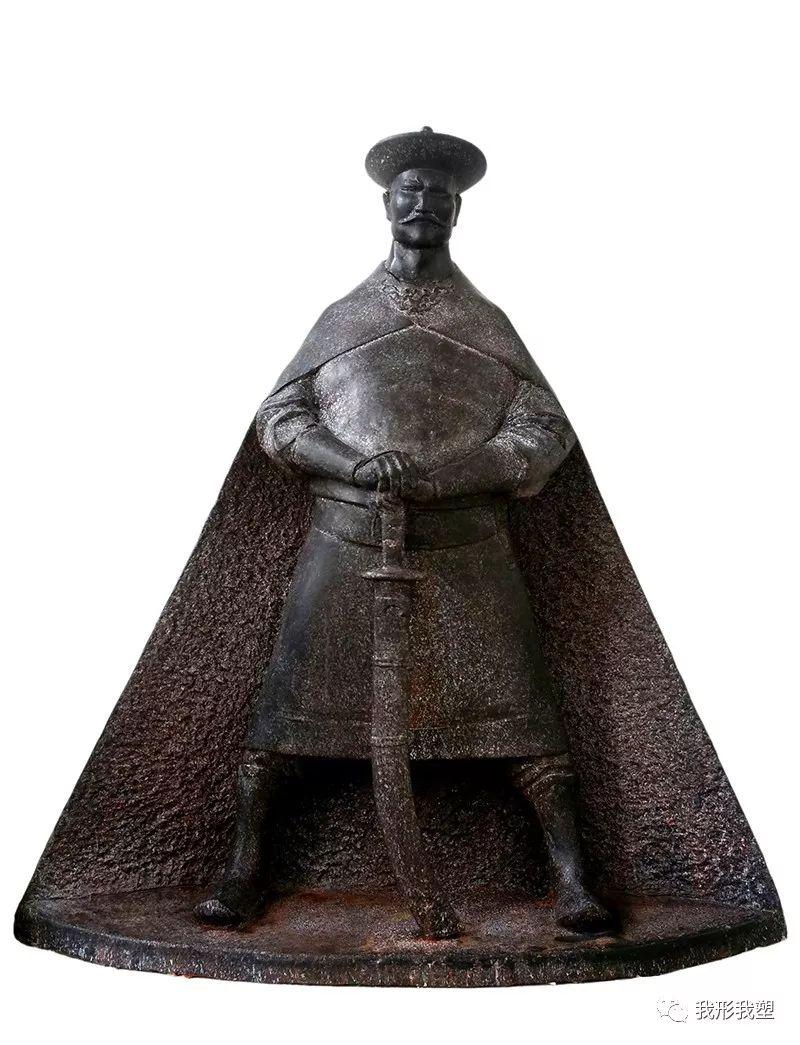 【雕坛新秀】陈栓柱:蒙古高原上的雕塑赞歌 第23张 【雕坛新秀】陈栓柱:蒙古高原上的雕塑赞歌 蒙古画廊