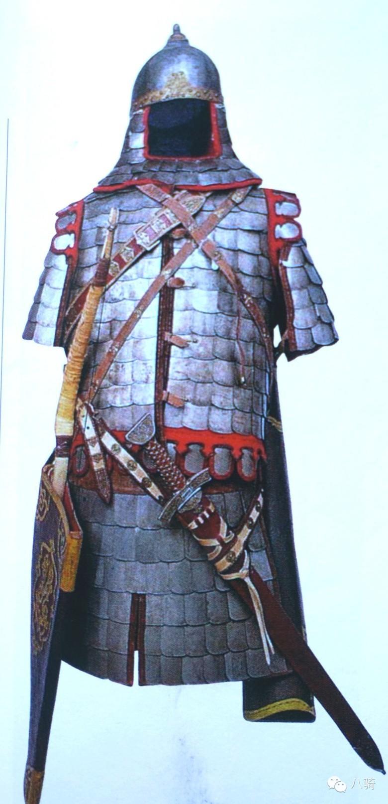 【蒙古文化】冷兵器时代的余温 蒙古铠甲图集 第11张