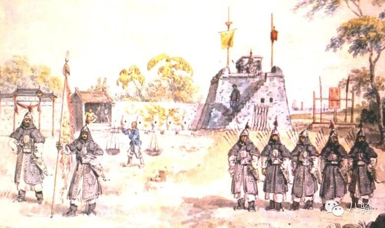 【蒙古文化】冷兵器时代的余温 蒙古铠甲图集 第39张