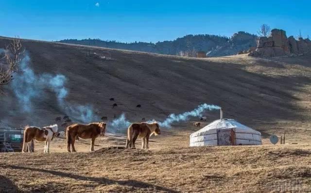 让人叹为观止的蒙古风景... 第5张