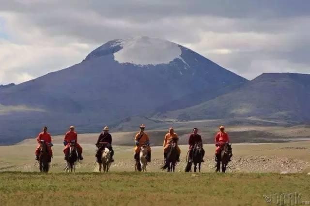 让人叹为观止的蒙古风景... 第16张
