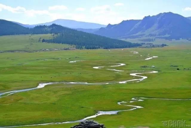 让人叹为观止的蒙古风景... 第45张