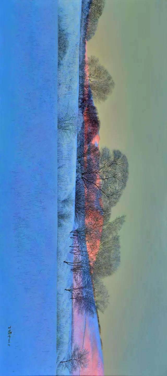 内蒙古画家王耀中——草原精神的颂扬者 第6张 内蒙古画家王耀中——草原精神的颂扬者 蒙古画廊