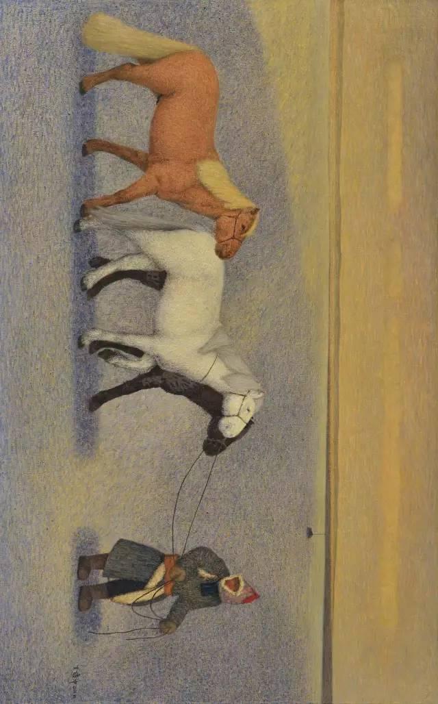 内蒙古画家王耀中——草原精神的颂扬者 第9张 内蒙古画家王耀中——草原精神的颂扬者 蒙古画廊