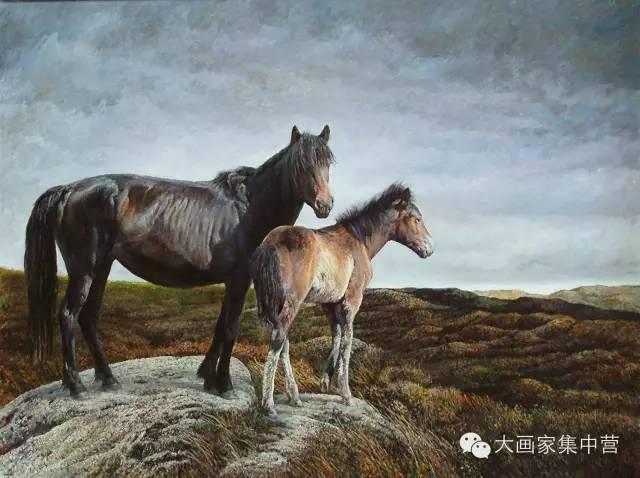 内蒙古画家--彭志信 第19张 内蒙古画家--彭志信 蒙古画廊