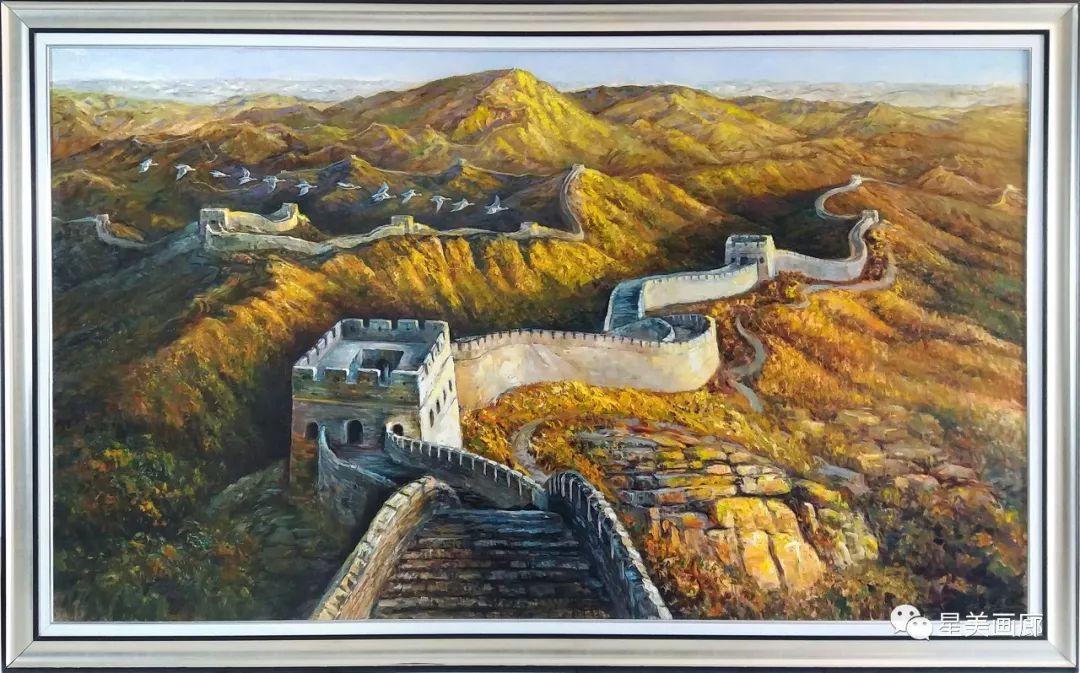内蒙古画家--彭志信 第29张 内蒙古画家--彭志信 蒙古画廊