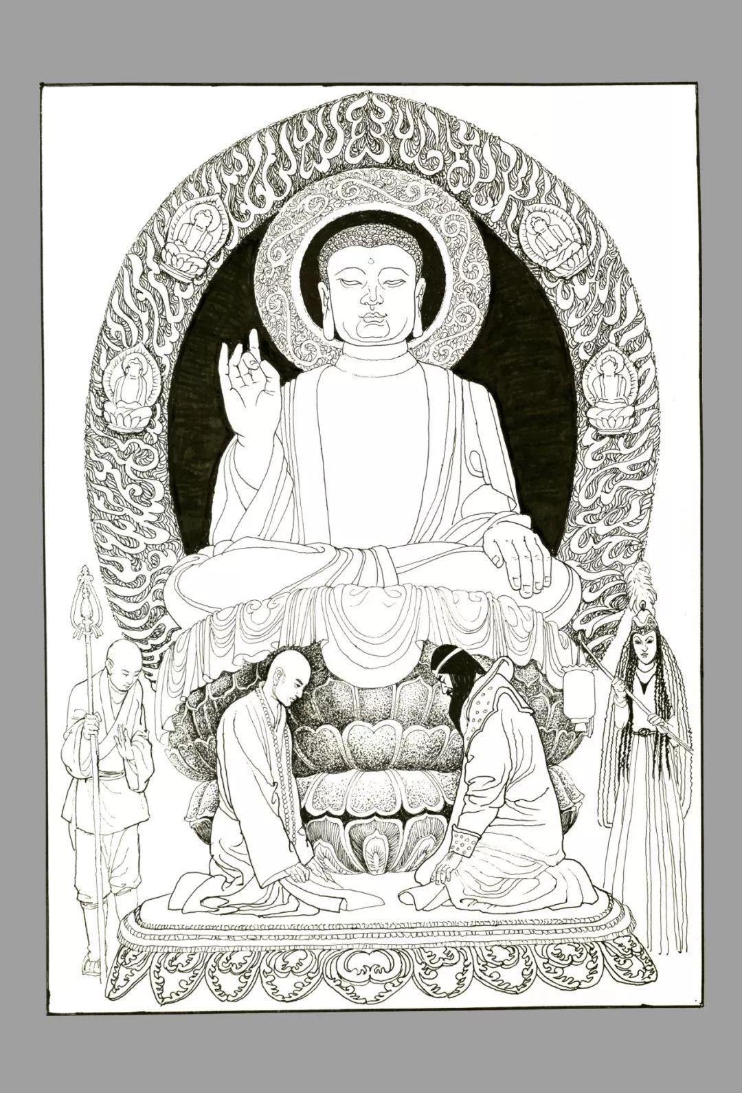 内蒙古画家--彭志信 第72张 内蒙古画家--彭志信 蒙古画廊