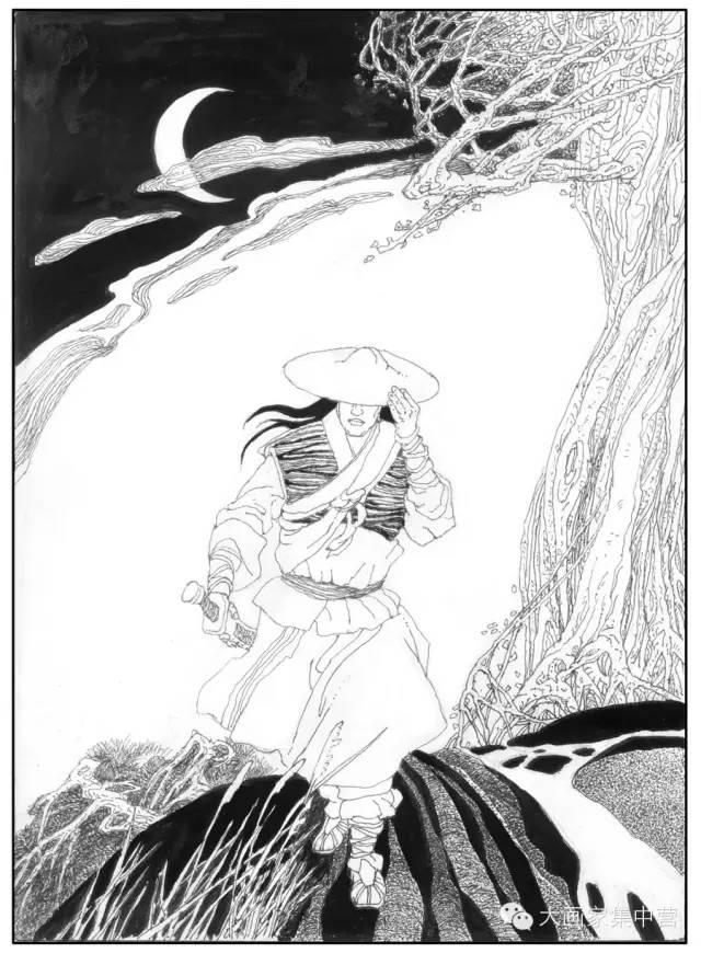 内蒙古画家--彭志信 第75张 内蒙古画家--彭志信 蒙古画廊