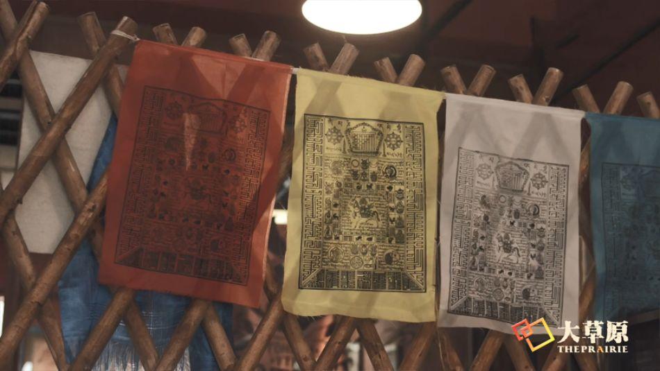 钻研书法的蒙古族文身师奥奇,让刺入皮肤的蒙古文字拥有了别样的生命力 第10张