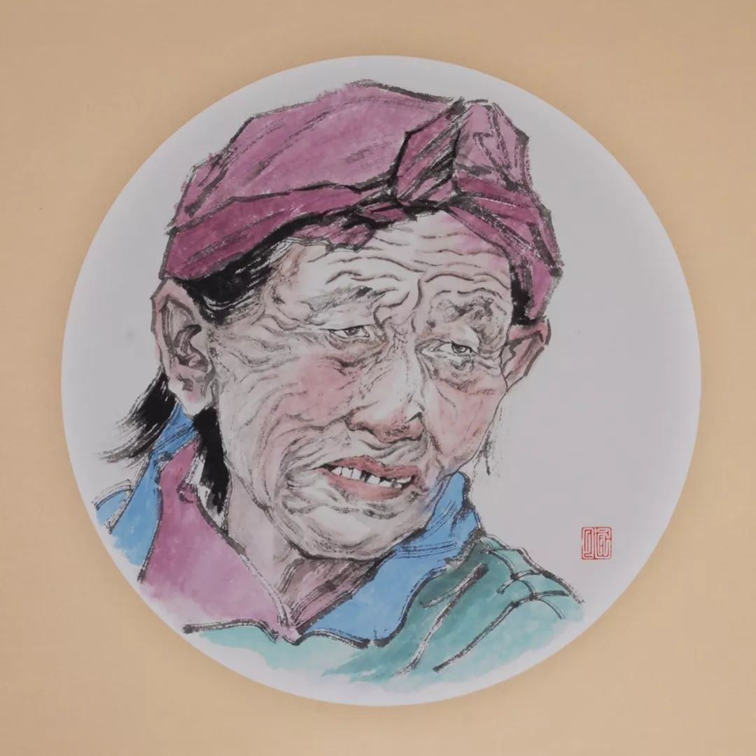 李金风国画作品欣赏 第11张 李金风国画作品欣赏 蒙古画廊
