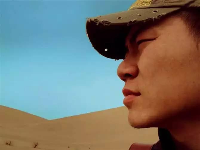 蒙古族青年画家白国君作品欣赏